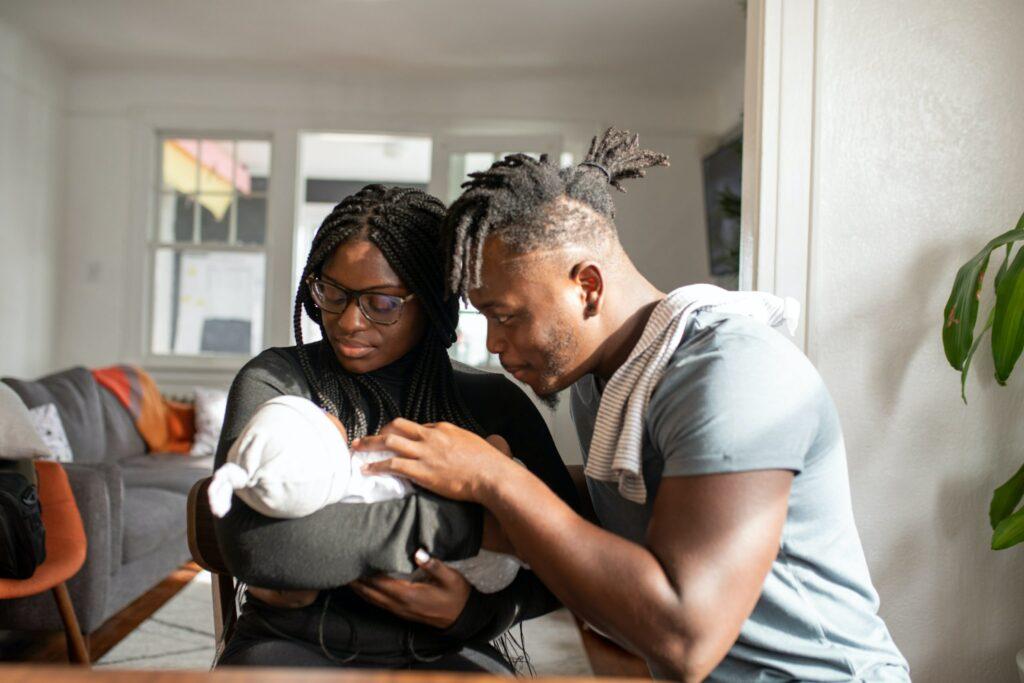 black maternal health outcomes